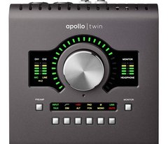 Interfaz Universal Audio Apollo Twin Mkii Solo
