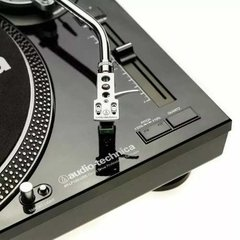 Imagen de Audio Technica At Lp 120 Bk Usb Bandeja Tocadiscos Vinilo