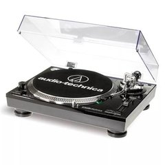 Audio Technica At Lp 120 Bk Usb Bandeja Tocadiscos Vinilo