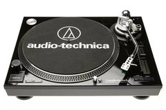 Audio Technica At Lp 120 Bk Usb Bandeja Tocadiscos Vinilo - comprar online