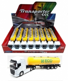 New Volvo FH Oil Tanke TRUCK (1/64)