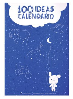 Calendario 100 Ideas - comprar online