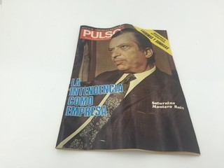 REVISTA PULSO No 206 AÑO 1971