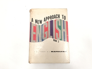 A NEW APPROACH TO ENGLISH- BOOK 3 (USADO)