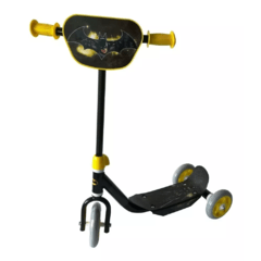 Monopatin Infantil Scooter 3 Ruedas Batman Mandy Hogar