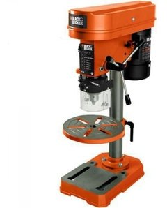 Taladro Perforador De Banco Black Decker 13mm 1/3 Hp Bt1200