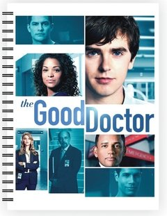 Cadernos Personalizados The Good Doctor de 10 matérias na internet