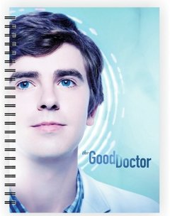 Cadernos Personalizados The Good Doctor de 10 matérias