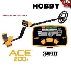 Detector de metal ACE 200i Garrett