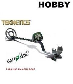 Detector de Metais Teknetics Eurotek