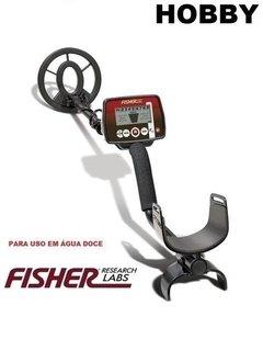 DETECTOR DE METAL FISHER F11 C/ BOBINA 7 CC DE 7,69 KHZ