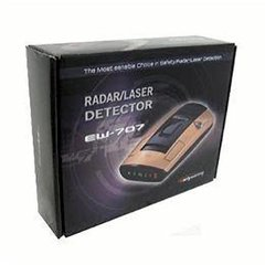 EW707/303 - 22 x 360° - Detector de Radares Early Warning - RECONDICIONADO