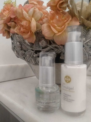 SET ANTIAGING - SEDA Y ORQUIDEAS