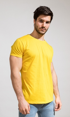 Camisa Masculina Yellow - Brooklyn