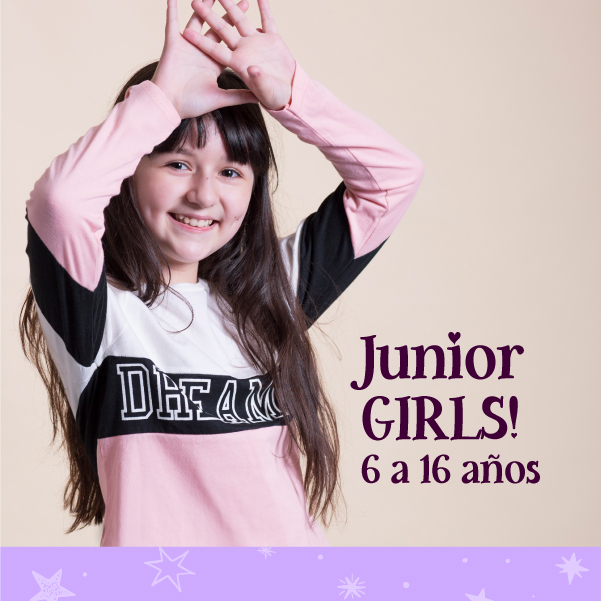 Banner de Mission Junior