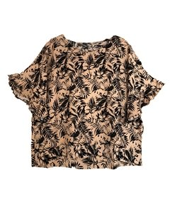 Blusa MAGIC mangas volados - comprar online