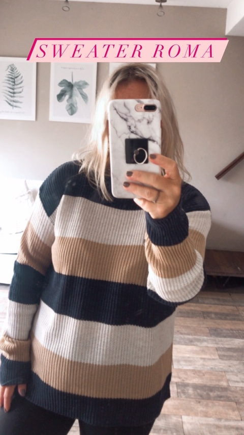 Sweater Stripes