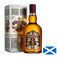 Chivas Regal 12 Years - comprar online