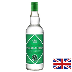 Richmond London dry gin - comprar online
