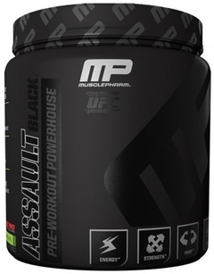 Assault Black (30 Serv) - Muscle Pharm