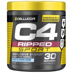 C4 Ripped Sport - 30 servicios - Cellucor