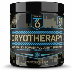 Cryotherapy (60 vegetarian caps) - Team Six Supplements