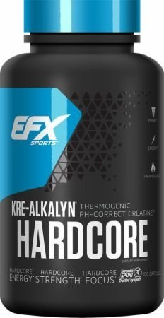 Kre Alkalyne Hardcore (120 Caps) - EFX Sports