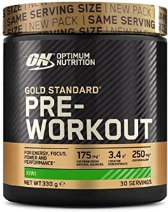 Pre Workout Gold Standart (30 Serv) - Optimum Nutrition