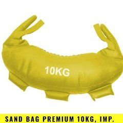 Sand Bag Premiun (10kg) Importada  - MM Fitness