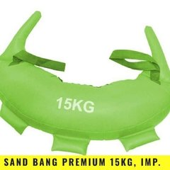 Sand Bag Premiun (15 Kg) Importada - MM Fitness