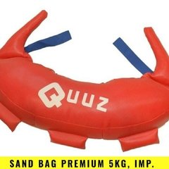 Sand Bag Premiun (5kg) Importado - MM Fitness