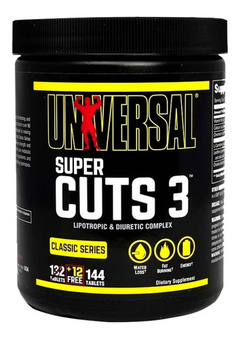 Super Cuts 3 (120 Cap) - Universal