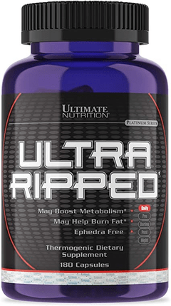 Ultra Ripped (90 Caps) - Ultimate Nutrition