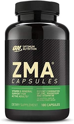 ZMA (180 Caps) - Optimum Nutrition