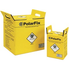 Coletor de Material Perfurocortante Polar Fix