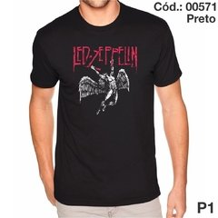 Camisa Led Zeppelin