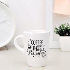 Taza - Coffee is my magic potion