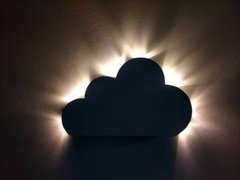 NUBE CON LUZ LED en internet