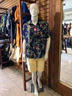 Camisa Tropical de Viscose