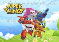 Super Wings (Modelo 06)