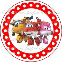 Super Wings (Modelo 03)