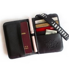 "Ryo Passport Holder ""Rainbow Balm"" on internet"