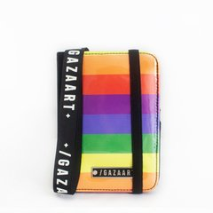 "Ryo Passport Holder ""Rainbow Balm"""