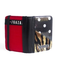 "Ryo Passport Holder ""Wild Animal Polka"" en internet"