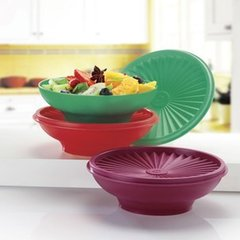 SENSACION BOWL TUPPERWARE