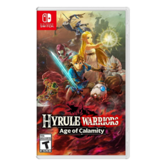 Hyrule Warriors Age of Calamity
