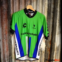 CANNONDALE REMERA CASACA BY LIMA GREEN - comprar online