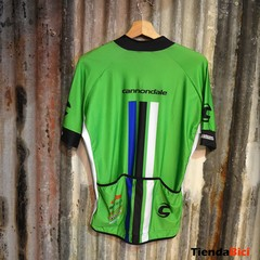 CANNONDALE REMERA CASACA BY LIMA GREEN en internet