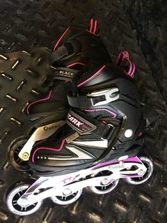 STARK ROLLER PROFESIONALES BLACK AND PINK - comprar online