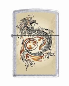 Encendedor Zippo Dragon Tattoo Nº2916 Usa Original Regalo